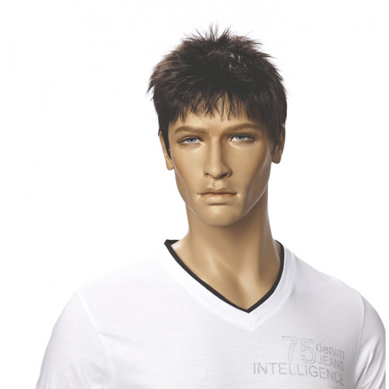 Ted - wig for male mannequins