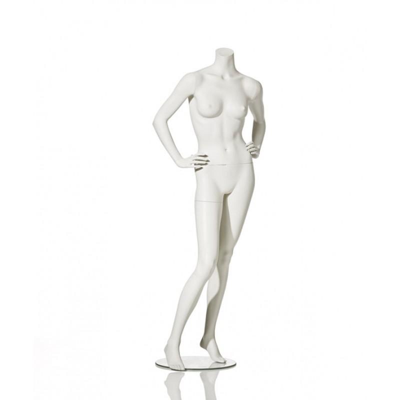 Damenfigur – Hände an der Hüfte – Hindsgaul