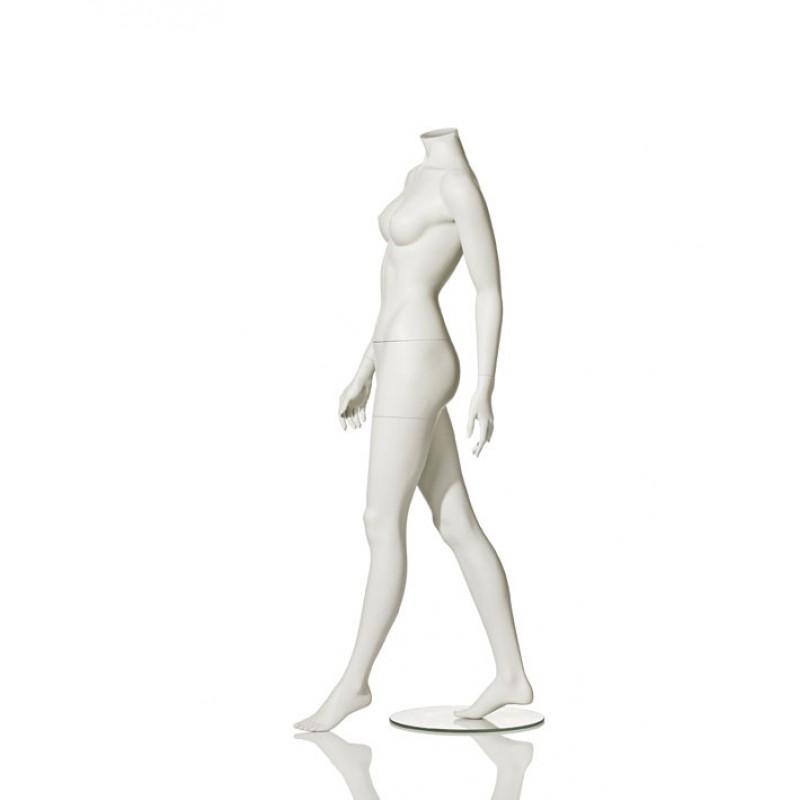 Kopflose Damenfigur – gehend – Hindsgaul