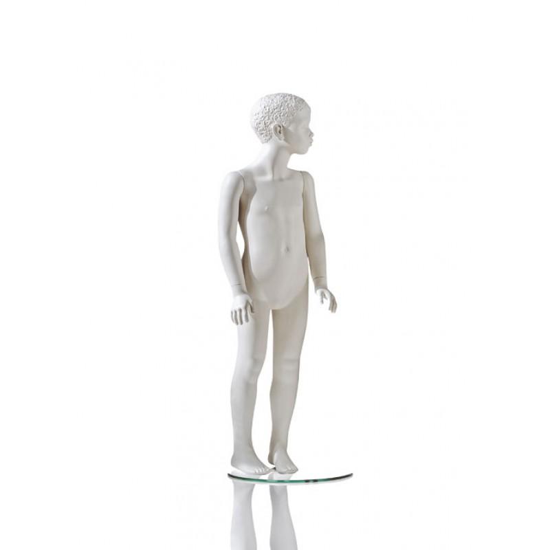 Hindsgaul stilistisk dreng. Højde 110 cm