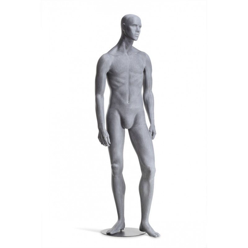 MALE MANNEQUIN - RAW - RELAXED POSE – HINDSGAUL