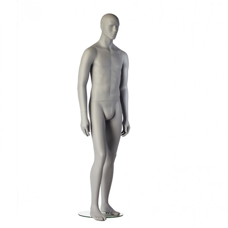 MALE MANNEQUIN – ROY – HINDSGAUL – SLIM FIT – GREY – RELAXED POSE