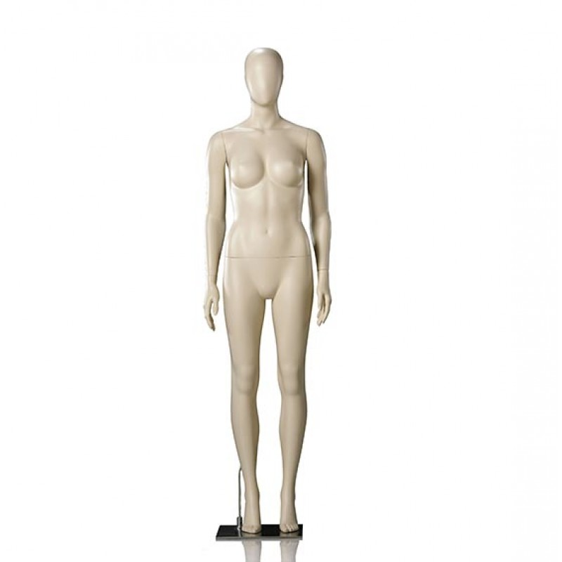FEMALE MANNEQUIN - ABSTRACT - NEUTRAL POSE - DARROL 900 SERIES