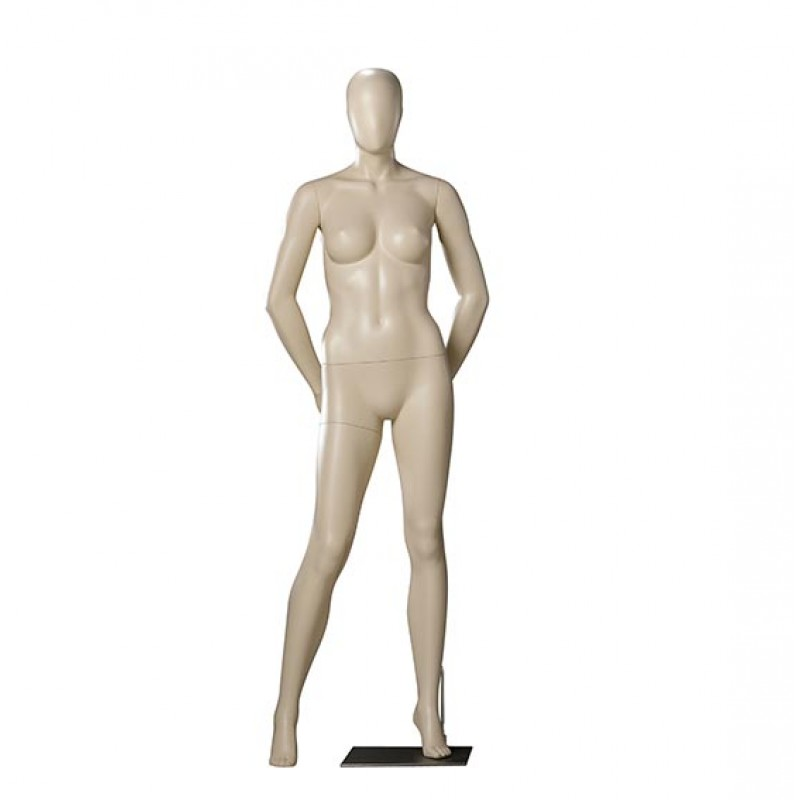 FEMALE MANNEQUIN - ABSTRACT - ARMS BEHIND BACK - DARROL 900 SERIES