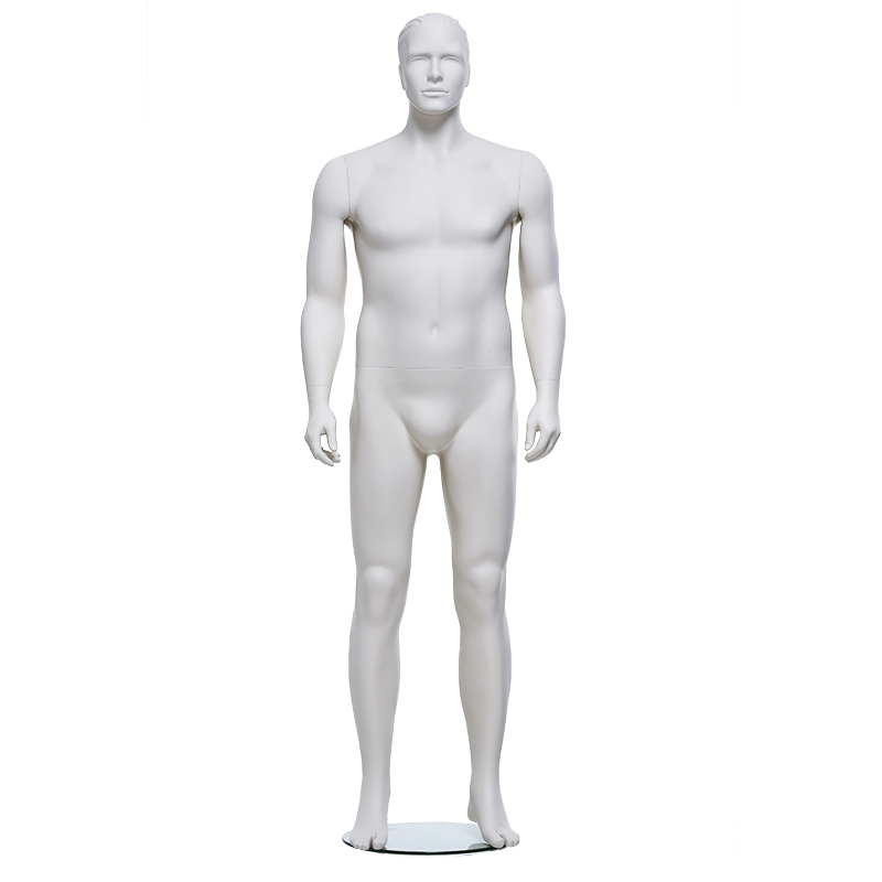 Herre mannequin – Plus size - neutral position – Hindsgaul