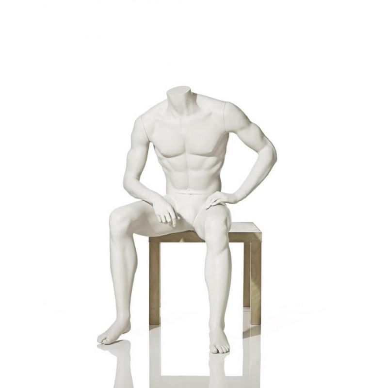 Herrenfigur – Sitzend – Hindsgaul