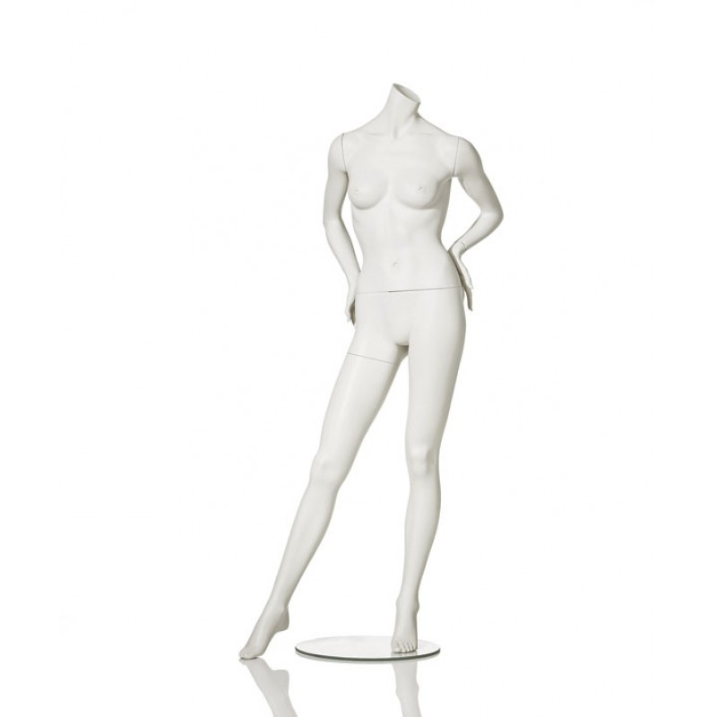 Damenfigur – rechtes Bein gestreckt – Hindsgaul