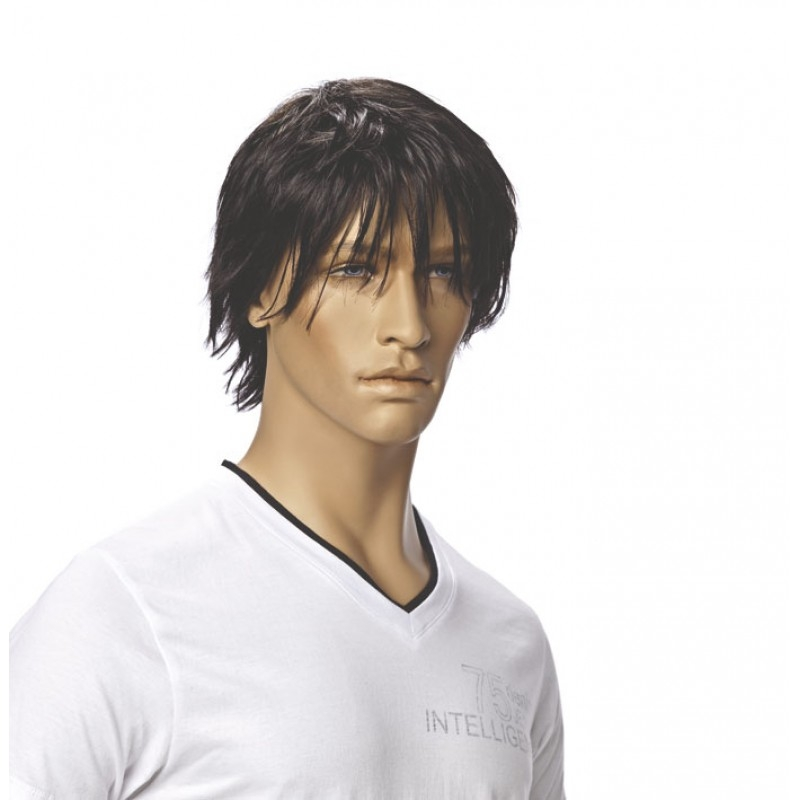 Brooklyn - wig for male mannequins