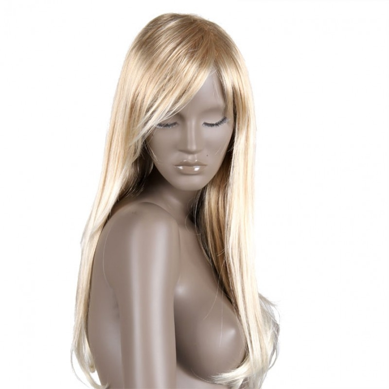 Donna Ivory - wig for female mannequins