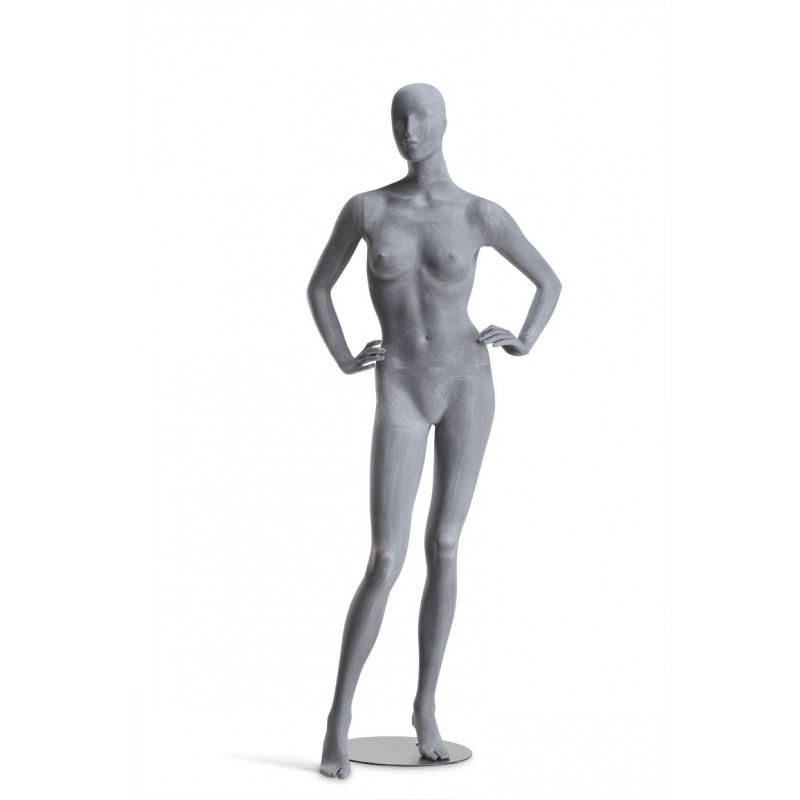 FEMALE MANNEQUIN - RAW – HANDS ON HIPS – HINDSGAUL