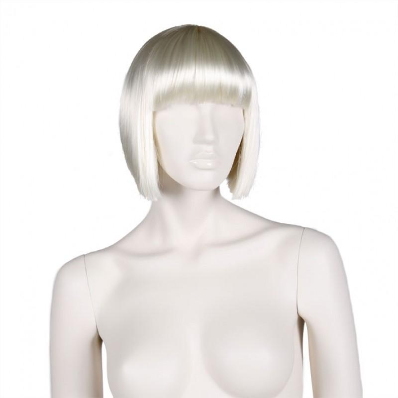 Becca - paryk til damemannequin