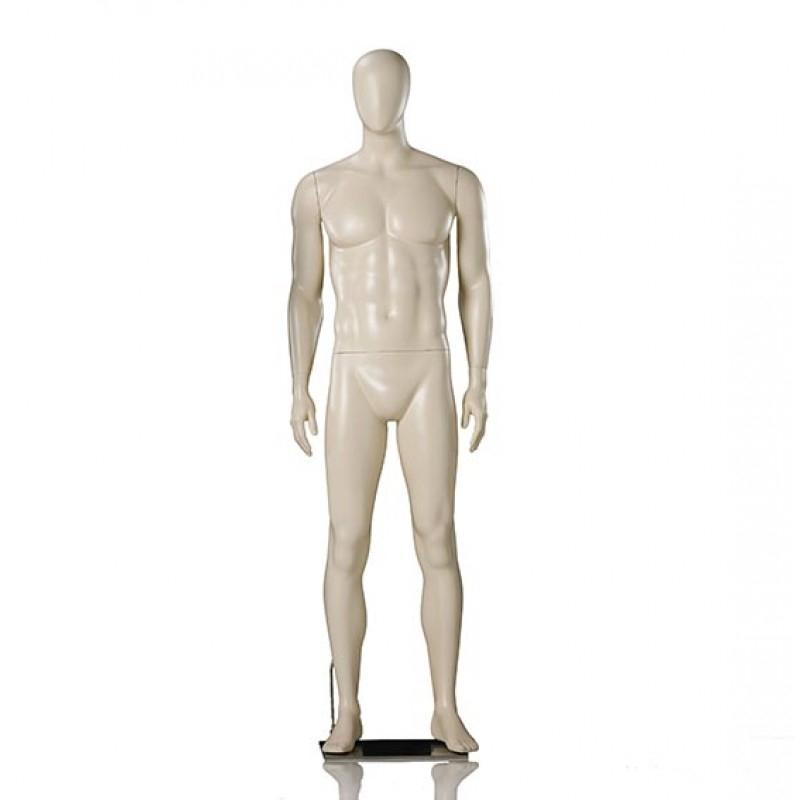 900-Serie – Abstrakte Herrenfigur– aufrecht stehend – Darrol