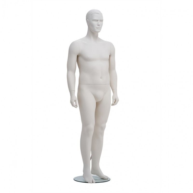 Herre mannequin – Plus size - afslappet position – Hindsgaul