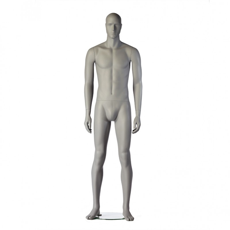 MALE MANNEQUIN – ROY – HINDSGAUL – SLIM FIT – GREY – NEUTRAL POSE